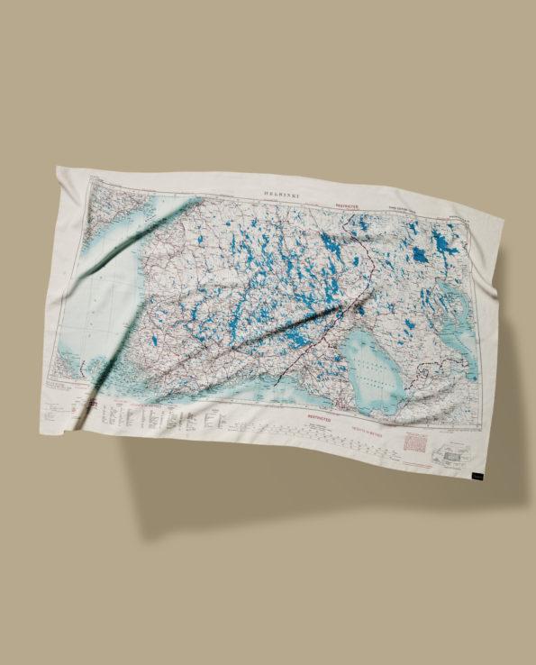 BONHOMME : Helsinki escape scarf
