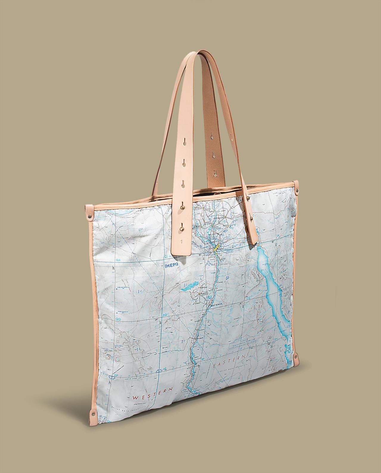 Bonhomme X Bleu de Chauffe : bag