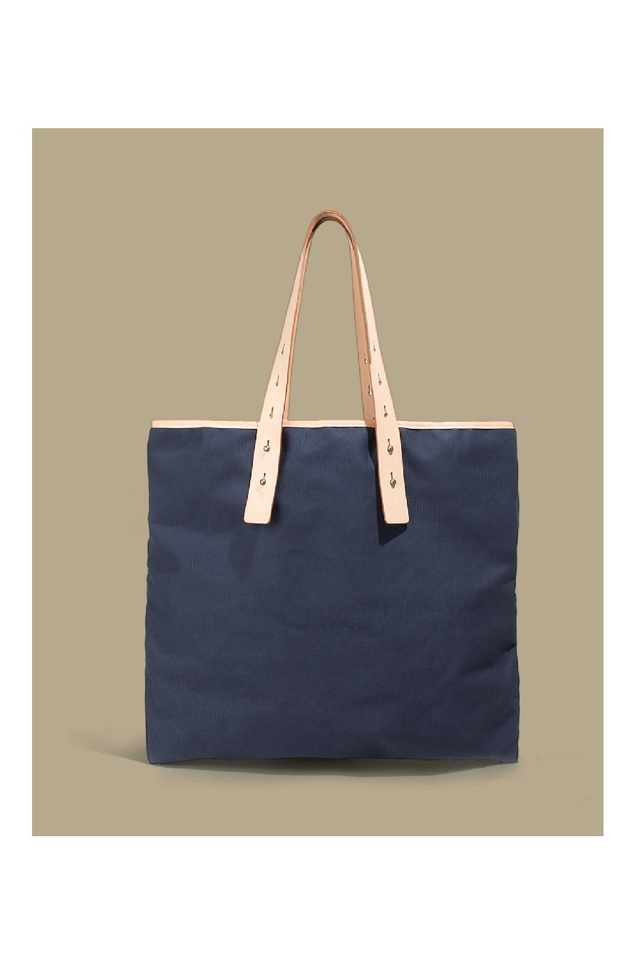 Bonhomme X Bleu de Chauffe : sac face arriere
