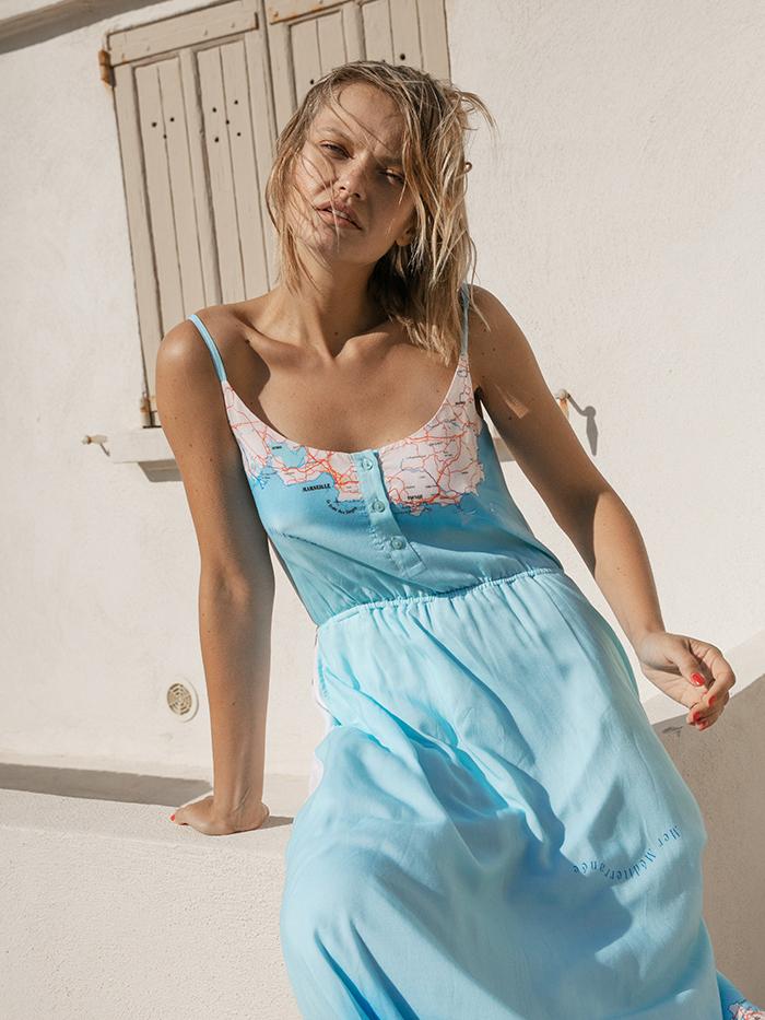 Bonhomme X Modetrotter : robe