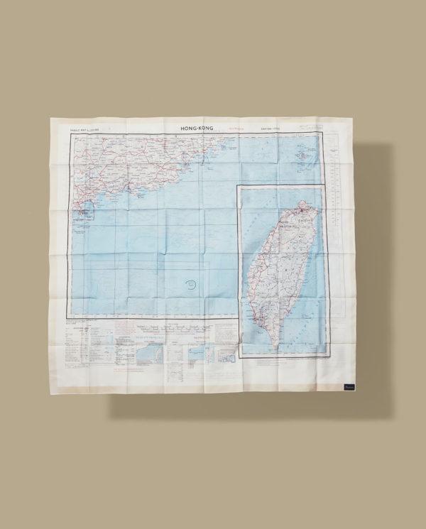 Bonhomme : Foulard d'Evasion Hong Kong