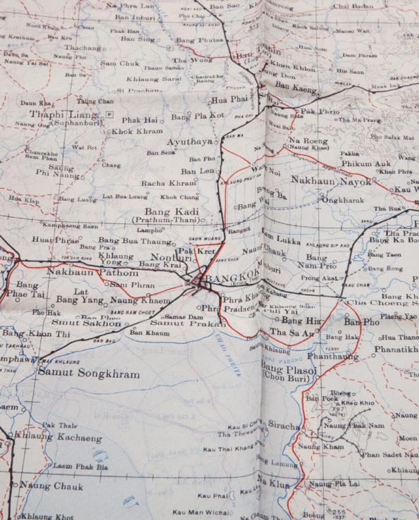 Bonhomme : Foulard d'Evasion Bangkok