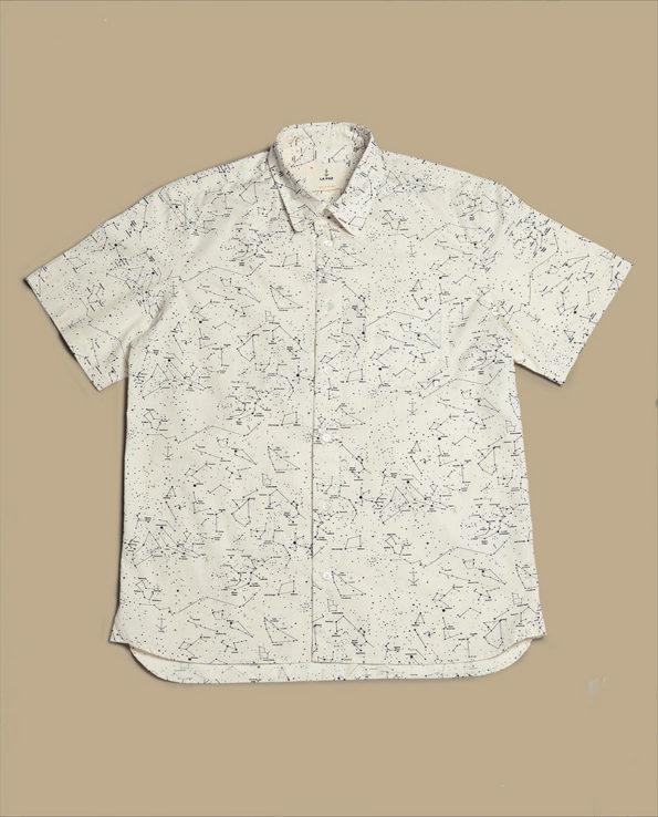 Collaboration Bonhomme & Lapaz : chemise